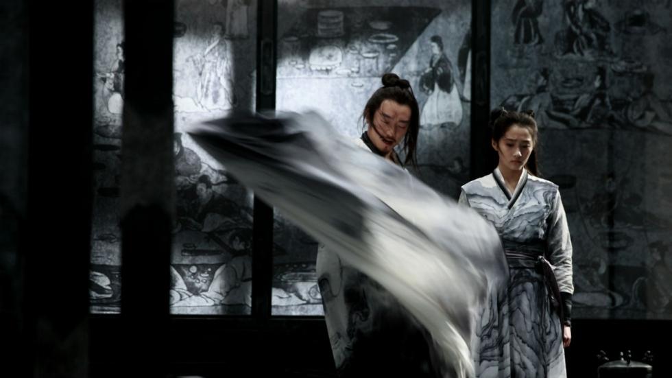 Bijzonder mooie trailer Zhang Yimou's 'Shadow'