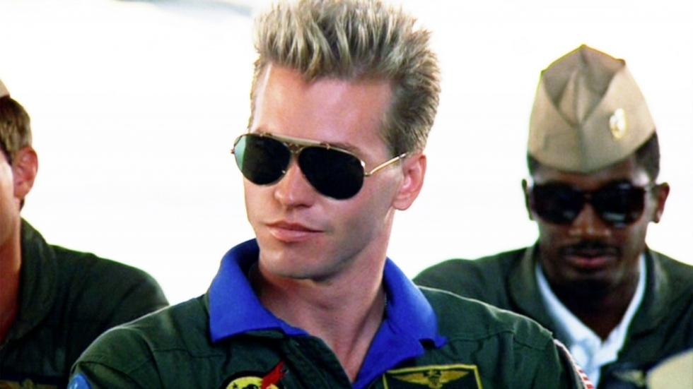 Val Kilmer herenigd met Tom Cruise in 'Top Gun 2'