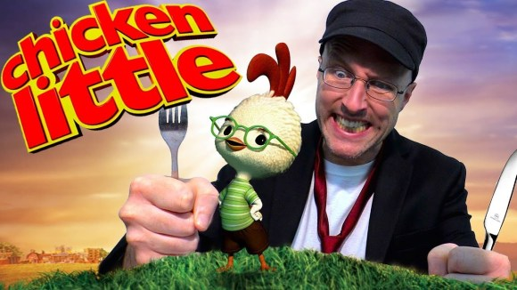Channel Awesome - Chicken little - nostalgia critic
