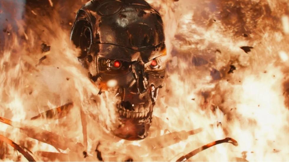 Post-apocalyptische sfeer op foto's nieuwe 'Terminator' film