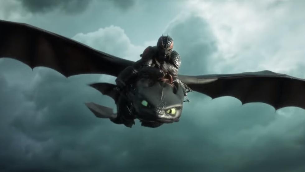 Nieuwe geheimen in eerste trailer 'How to Train Your Dragon: The Hidden World'!