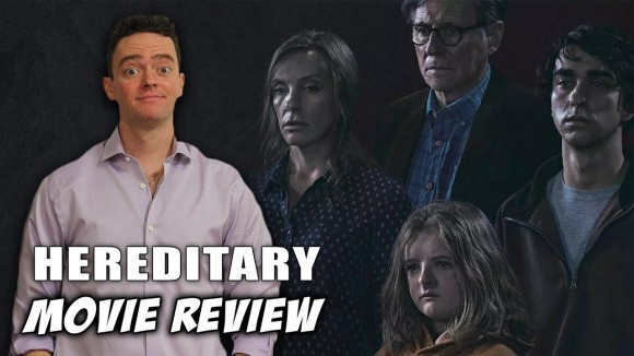 Schmoes Knows - Hereditary movie review