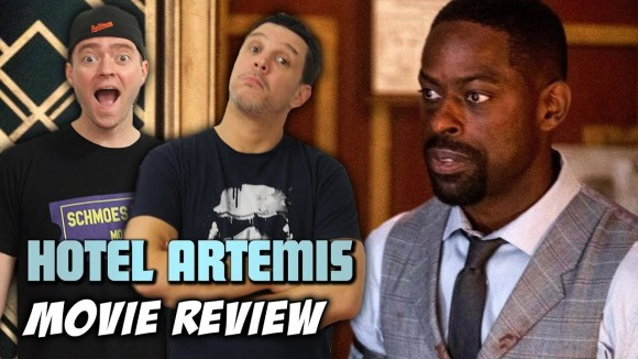 Schmoes Knows - Hotel artemis movie review