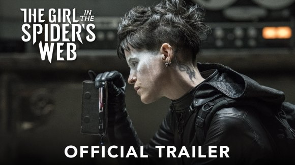The Girl in the Spider\'s Web - official trailer