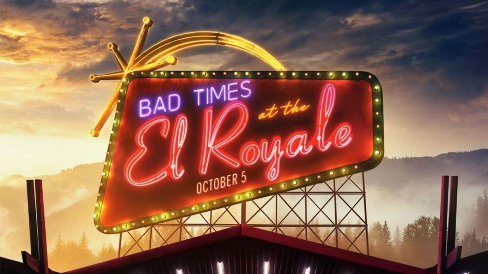 Amusante en mysterieuze trailer voor 'Bad Times at the El Royale'