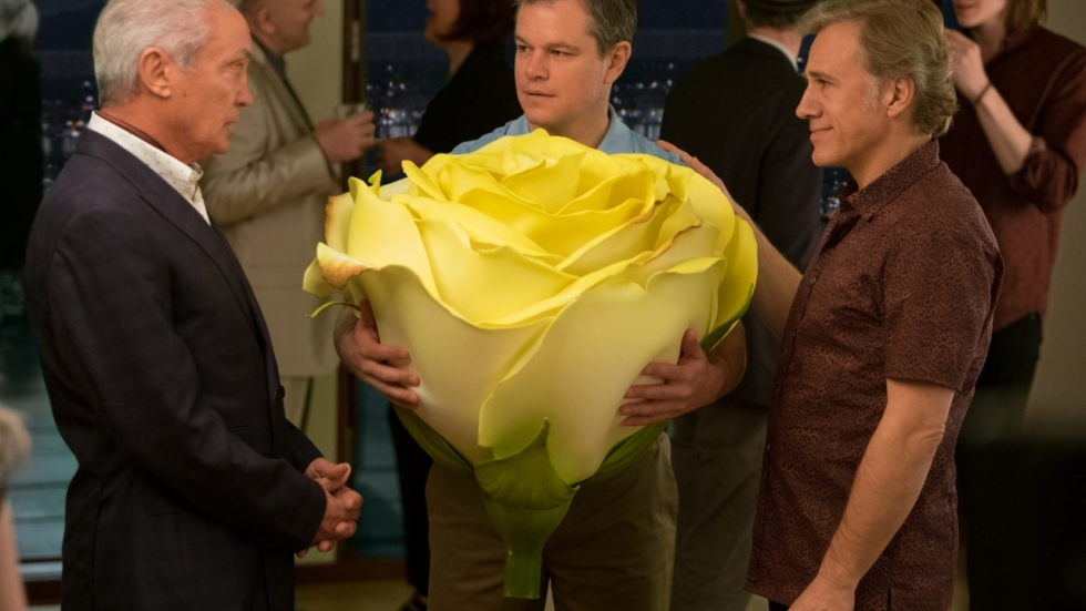 Blu-ray review 'Downsizing' - 13 centimeter groot