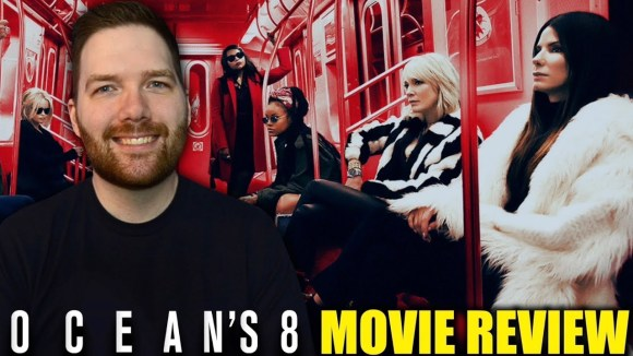Chris Stuckmann - Ocean's 8 - movie review