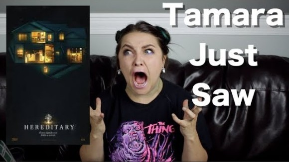 Channel Awesome - Hereditary - tamara just saw