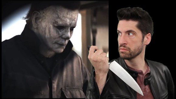 Jeremy Jahns - Halloween - trailer review