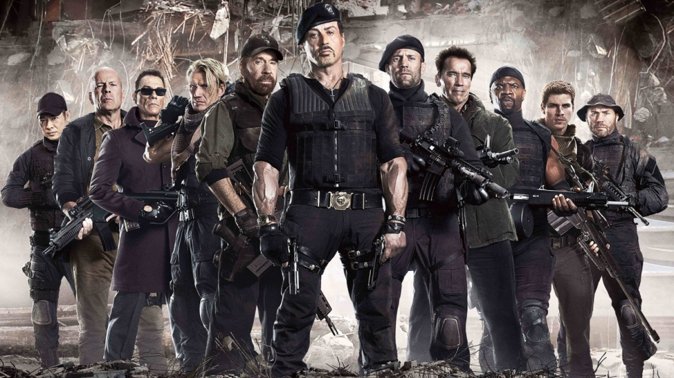 Opnames vierde 'The Expendables' pas in april 2019 van start