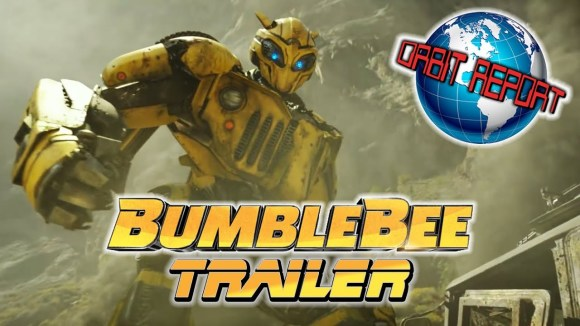 Channel Awesome - Will the bumblebee movie be good? - orbit report