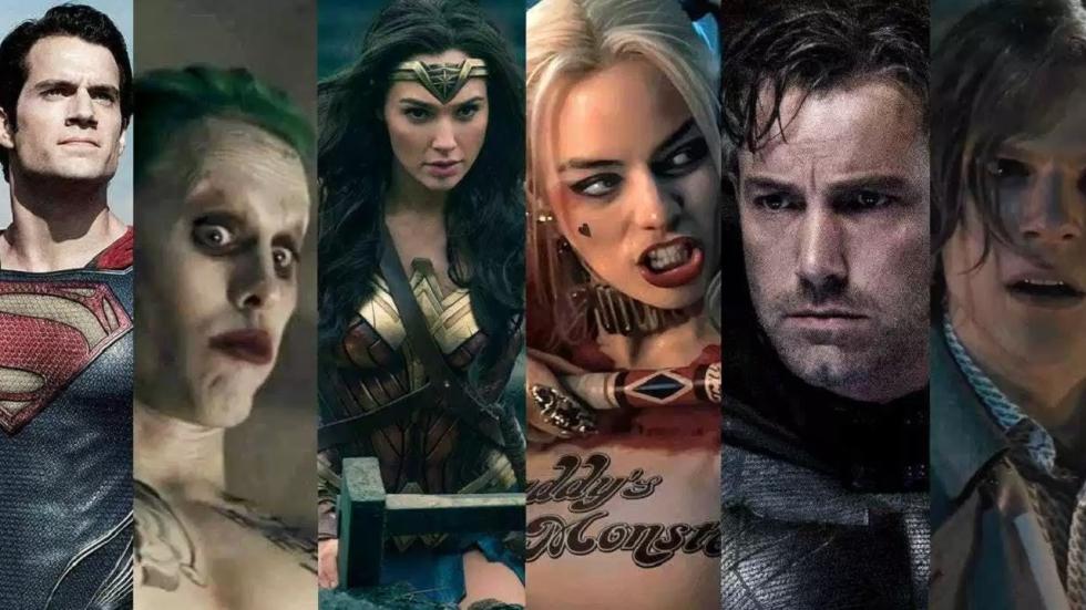 De krankzinnige hoeveelheid DC-films die in ontwikkeling zijn