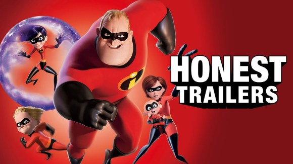 ScreenJunkies - Honest trailers - the incredibles