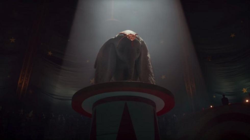 Eerste trailer Disneys live-action 'Dumbo'!!