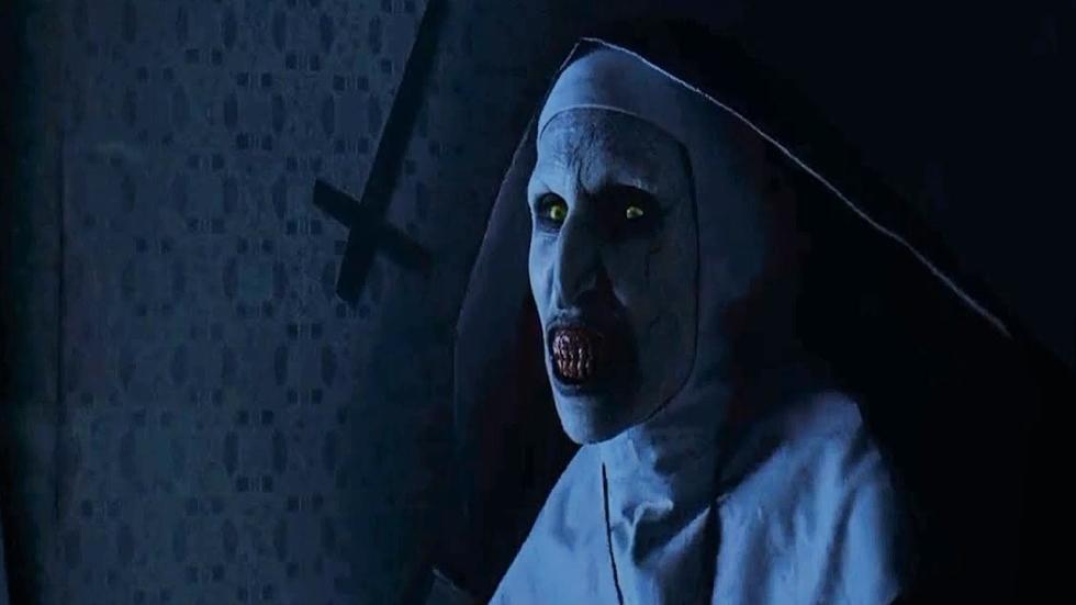 Eerste trailer en poster horrorfilm 'The Nun'