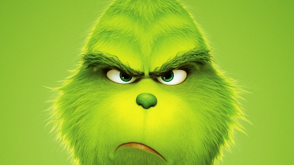 Hoop gemopper in trailer 'The Grinch'!