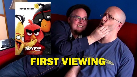 Channel Awesome - Angry birds - first viewing