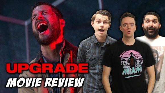 Schmoes Knows - Upgrade movie review