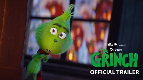 How the Grinch Stole Christmas - official trailer 2