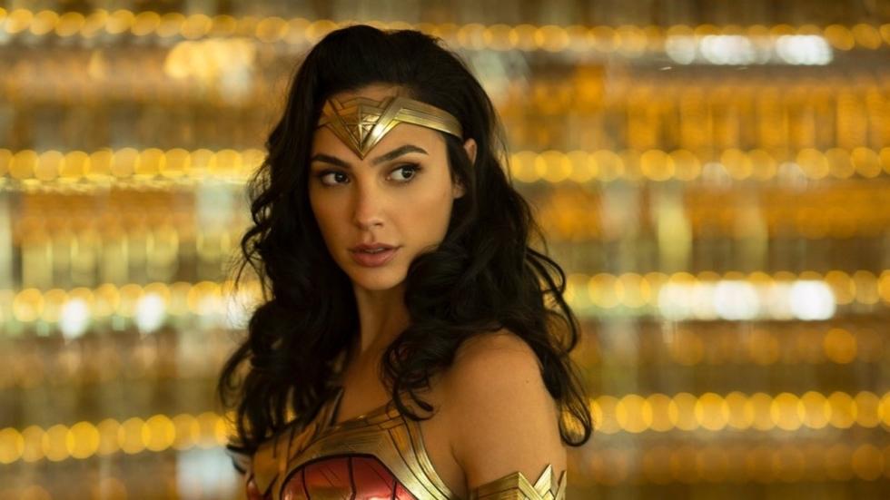 Eerste blik op nieuw kostuum 'Wonder Woman'!