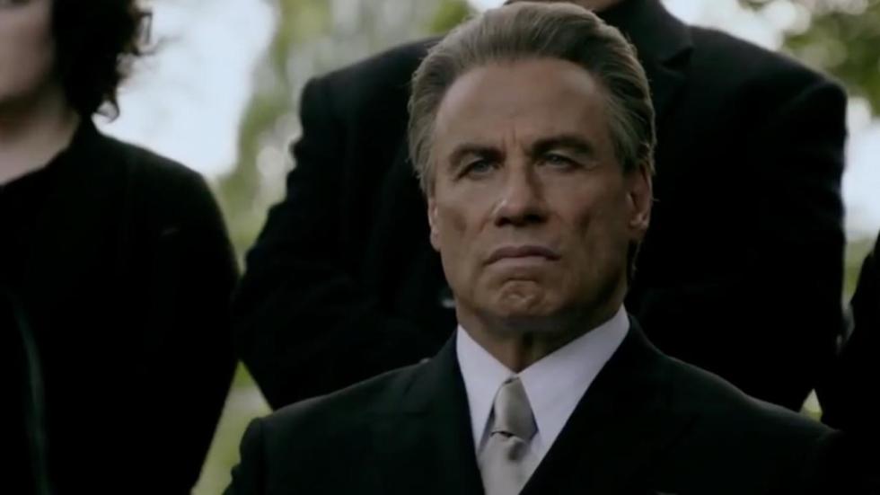John Travolta's gangsterfilm 'Gotti' scoort 0% op Rotten Tomatoes.