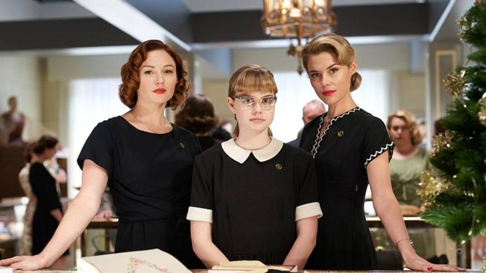 Australische girlpower in trailer 'Ladies in Black'