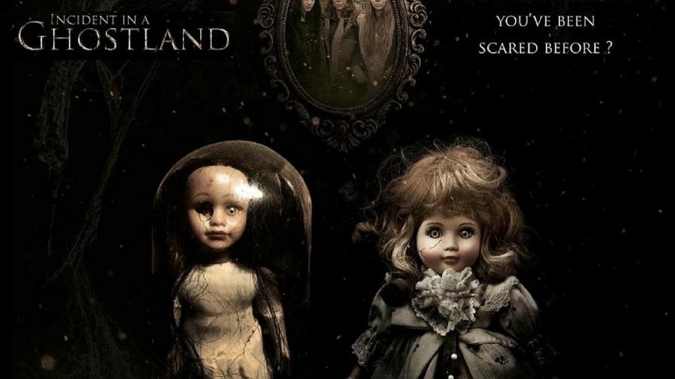 Enge Amerikaanse trailer horrorfilm 'Ghostland'