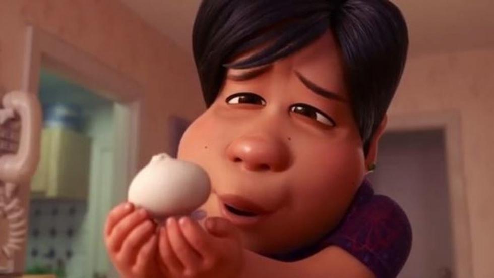 Eerste door een vrouw geregisseerde Pixar-short 'Bao' blijkt ware tranentrekker