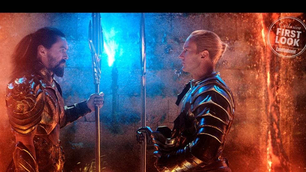 'Aquaman' schurk King Orm is een soort 'eco-strijder'