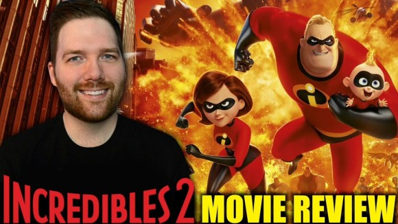 Chris Stuckmann - Incredibles 2 - movie review