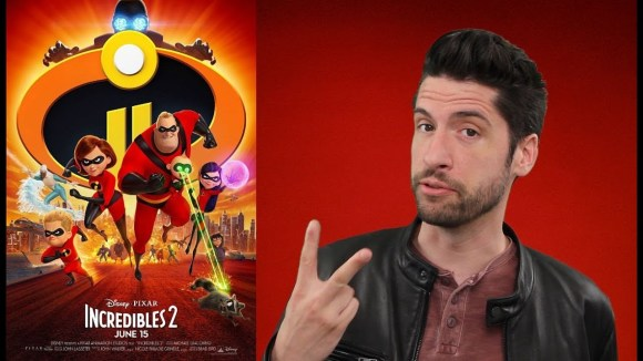 Jeremy Jahns - Incredibles 2 - movie review