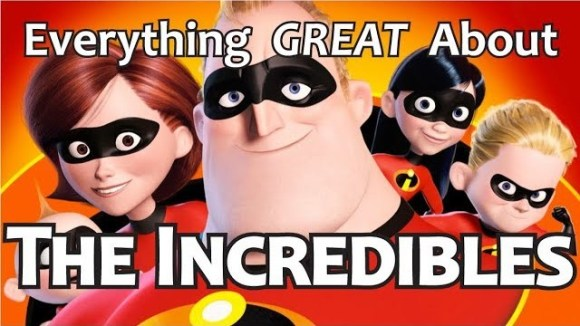CinemaWins - Everything great about the incredibles!