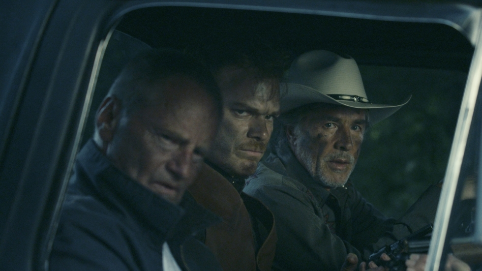 Michael C. Hall in nieuwe Jim Mickle-thriller 'In the Shadow of the Moon'