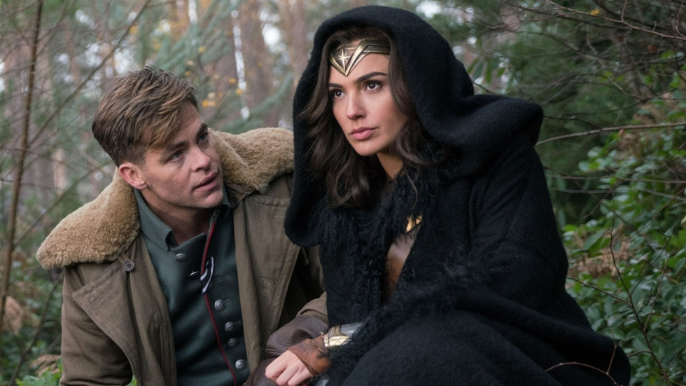 Gerucht: Chris Pine is 'echte' Steve Trevor