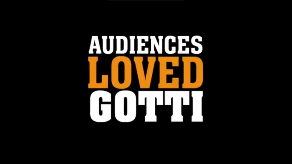 'Gotti' over critici: Trollen achter een toetsenbord
