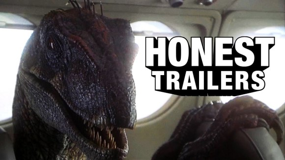 ScreenJunkies - Honest trailers - jurassic park 3