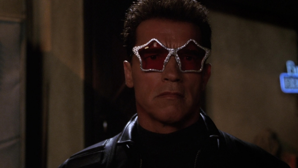 Ruige foto's nieuwe 'Terminator'!