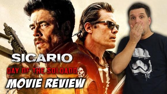 Schmoes Knows - Sicario: day of the soldado movie review