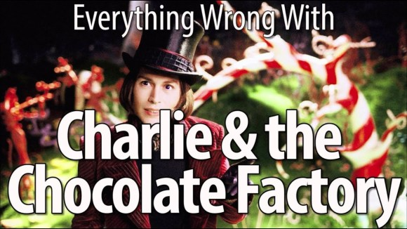 CinemaSins - Everything wrong with charlie and the chocolate factory