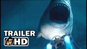 The Meg (2018) video/trailer
