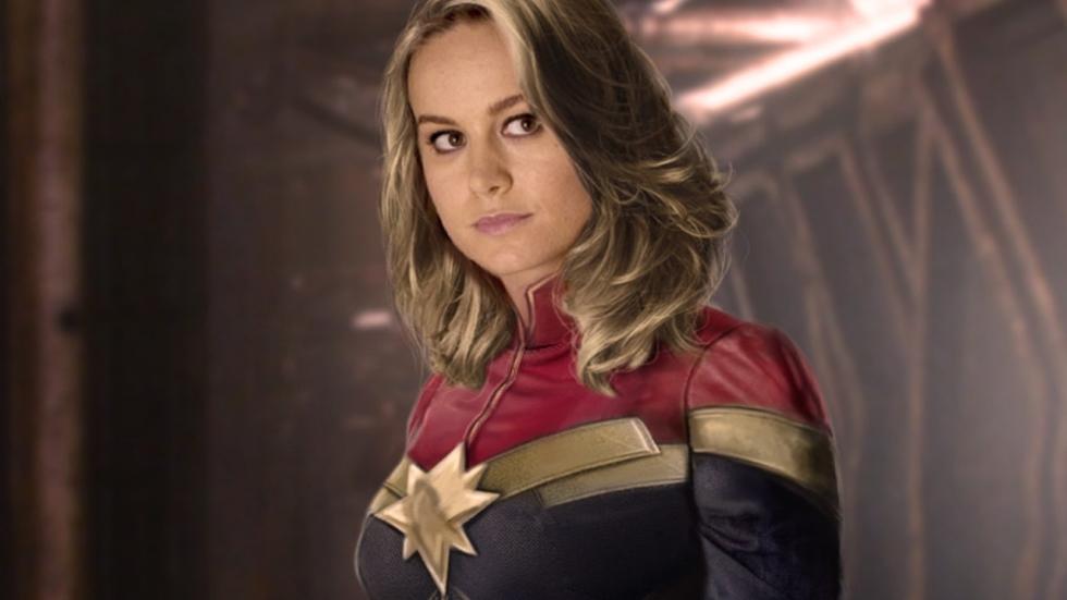 Eerste blik op Doctor Minerva uit 'Captain Marvel'