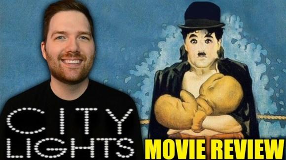 Chris Stuckmann - City lights - movie review