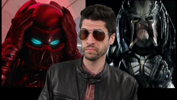 Jeremy Jahns - The predator - trailer 2 review