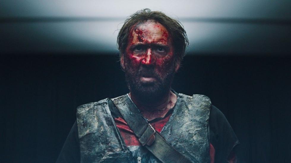 Trailer 'Mandy': Nicolas Cage ruikt bloed!