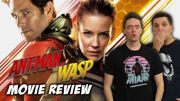 Schmoes Knows - Ant-man and the wasp movie review