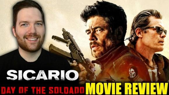 Chris Stuckmann - Sicario: day of the soldado - movie review