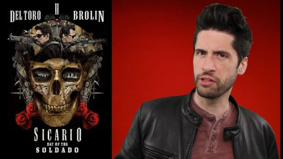 Jeremy Jahns - Sicario: day of the soldado - movie review
