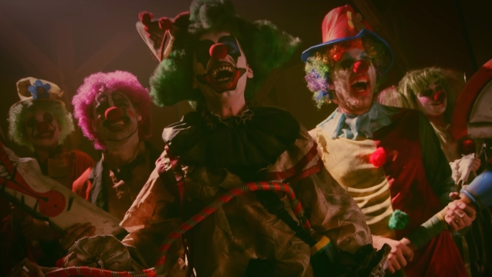 Vampieren, zombies en clowns in vermakelijke trailer 'Blood Fest'