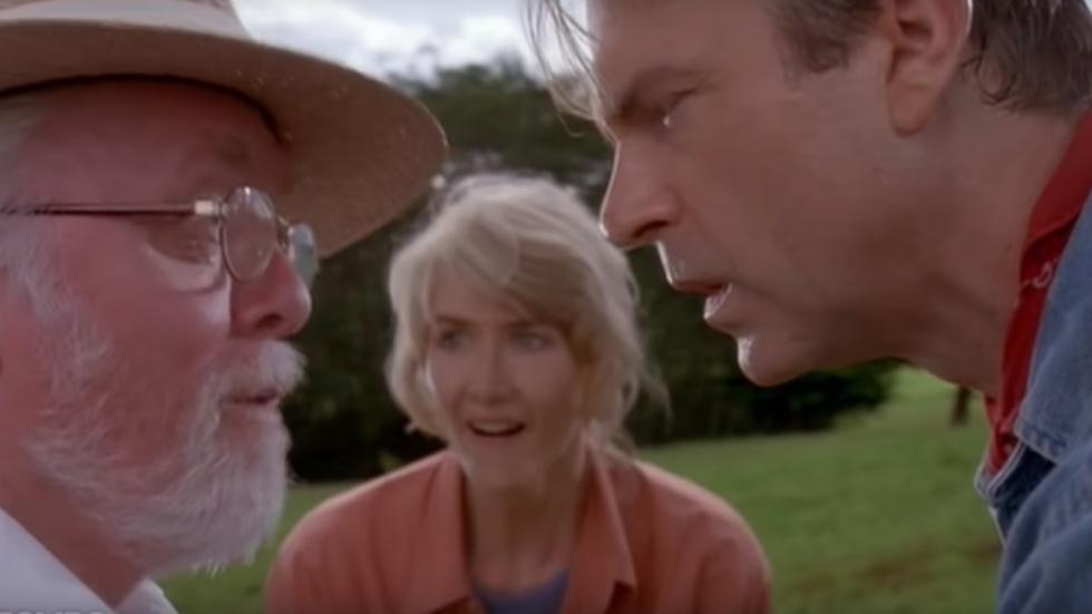 Terugkeer Sam Neill en Laura Dern in 'Jurassic World 3' aannemelijk