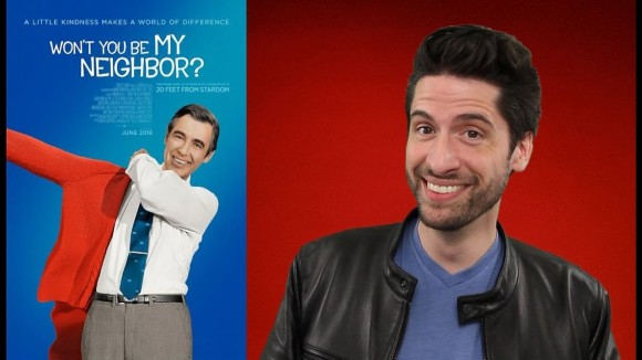 Jeremy Jahns - Won't you be my neighbor? - movie review